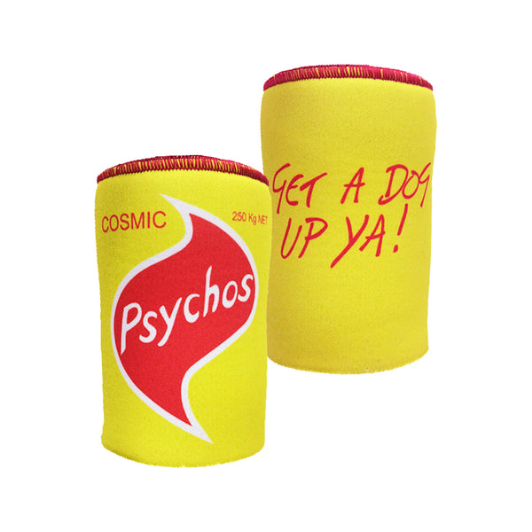 Cosmic Psychos - Twisties Stubby Holder