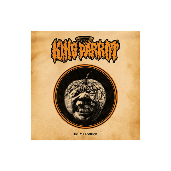 King Parrot - Ugly Produce CD