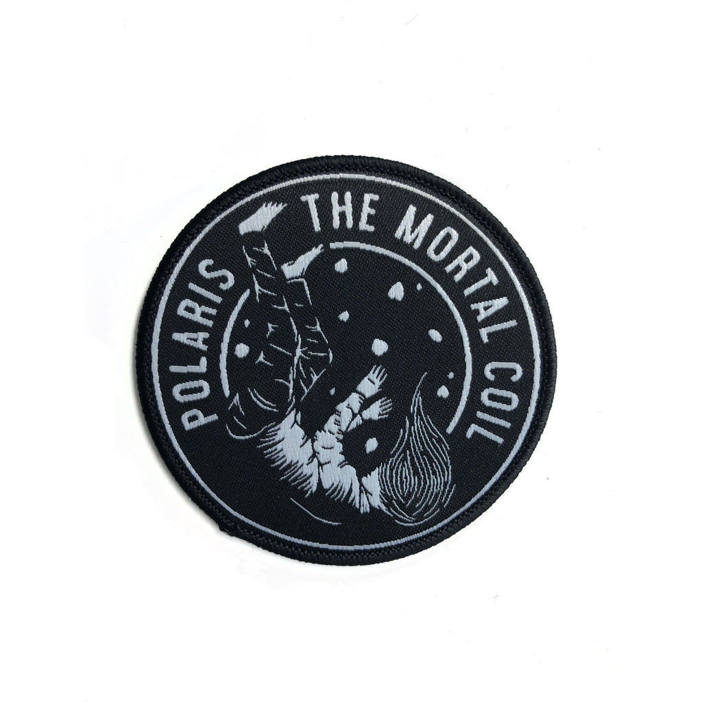 Polaris - The Mortal Coil Woven Patch