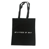 Ali Barter - Ur A Piece of Shit Tote bag (Black)