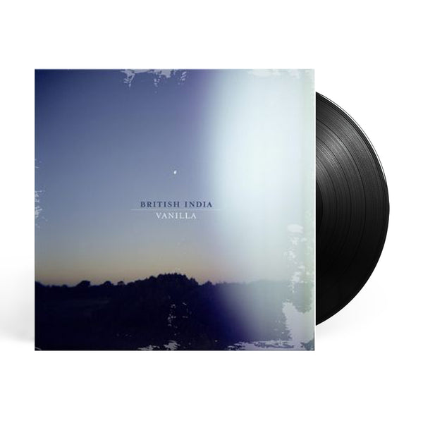"British India - Vanilla 12"" EP (Black)"