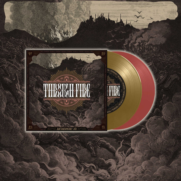 "Antagonist A.D. - Through Fire 7"" 2 Pack"