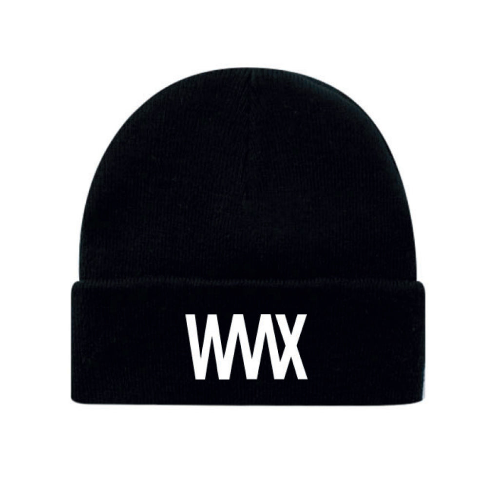 WAAX - Embroidered Logo Beanie