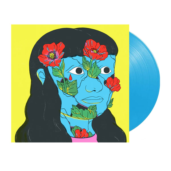 WAAX - Big Grief LP (Cyan Blue)