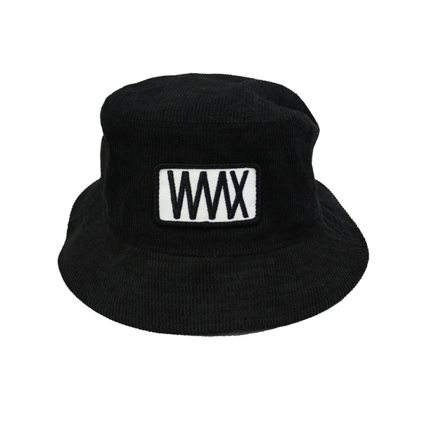 WAAX - Logo Bucket Hat (Black)