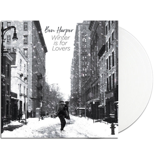 Ben Harper - Winter Is For Lovers LP (White)