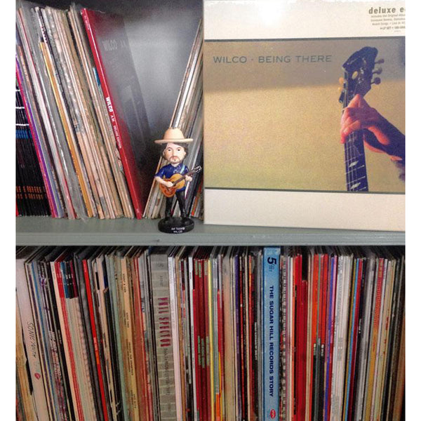 Wilco - Jeff Tweedy Bobblehead on shelf