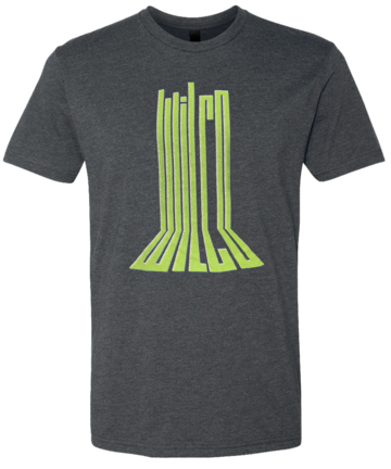 Wilco Perspective T-shirt (Grey)