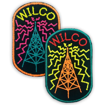 Wilco - Radio Tower Patch