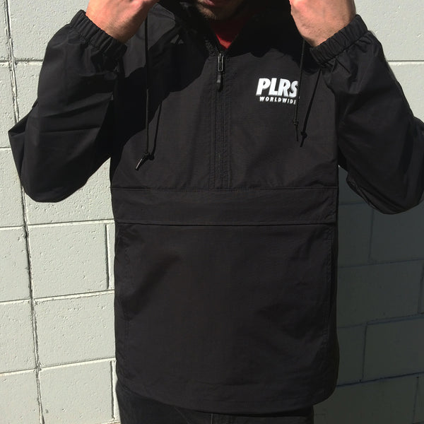 PLRS Windbreaker (Black)