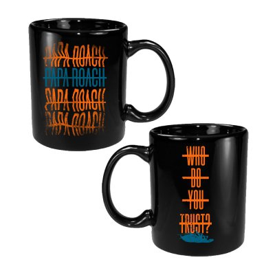 Papa Roach - Warped Repeater Mug