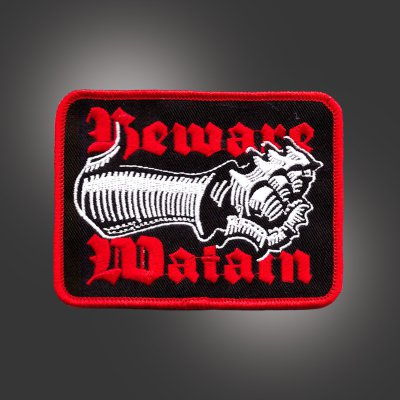 Watain - Fist Patch