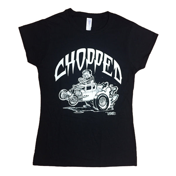 Weesner Womens T-shirt (Black)