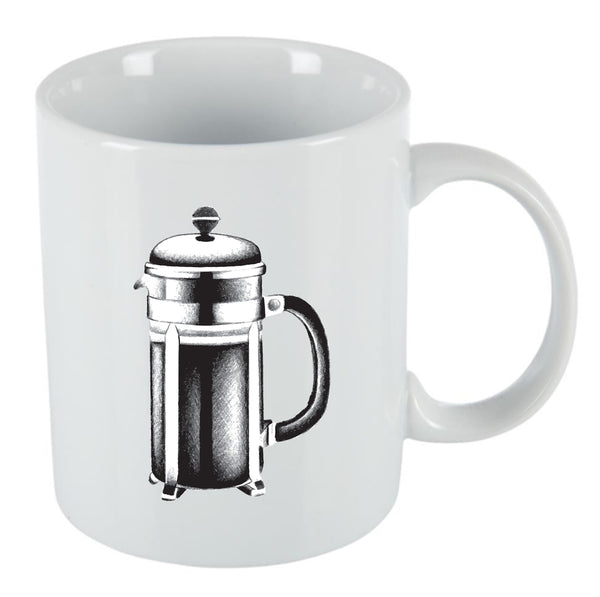 Luca Brasi - Godfather Brew Coffee Mug (White)
