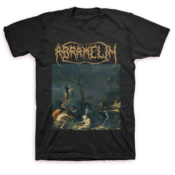 Abramelin Witches T-shirt Black