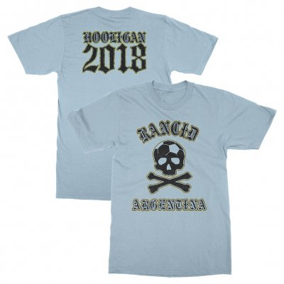 Rancid - 2108 World Cup T-shirt - Argentina (Limited Edition)