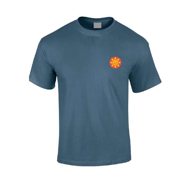 Sunnyboys - World Tour 2020 T-shirt (Indigo Blue) back