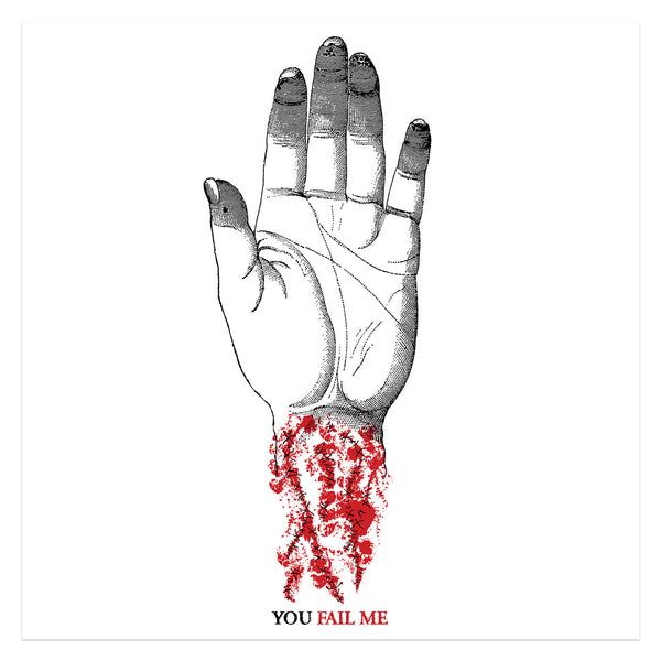 You Fail Me Redux CD Digipak
