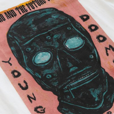 Young and Doomed T-shirt (White)