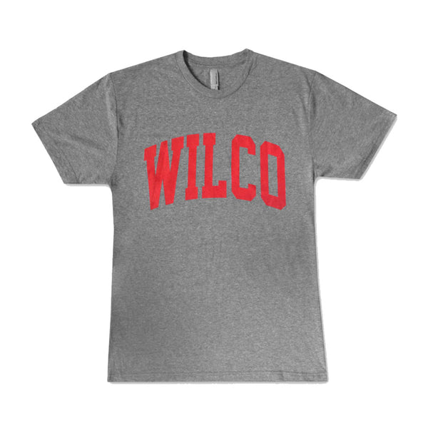 Wilco - You've Said It All T-shirt (Heather Grey)