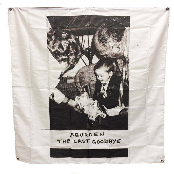 Aburden - The Last Goodbye Album Cover Flag