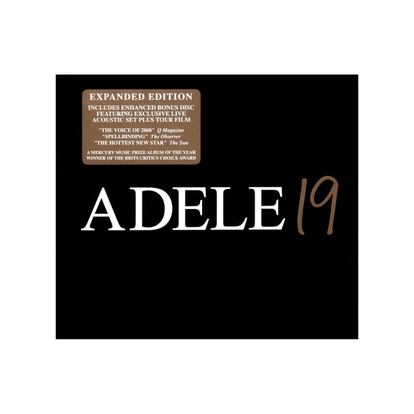 Adele - 19 2CD (Expanded Edition)