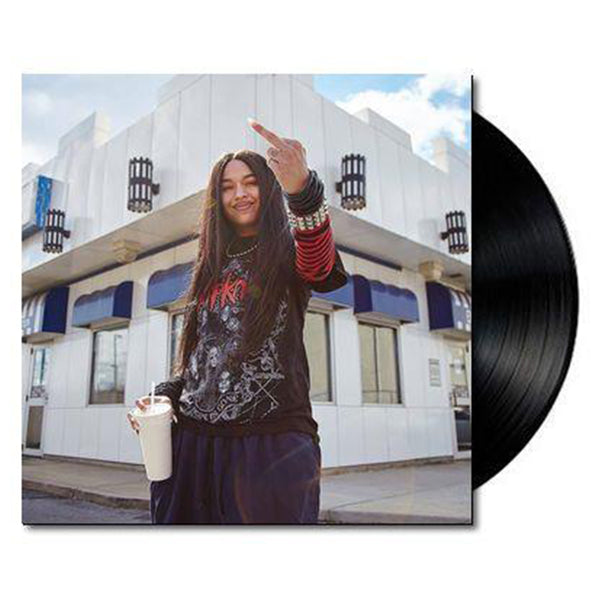 Princess Nokia - A Girl Cried Red LP