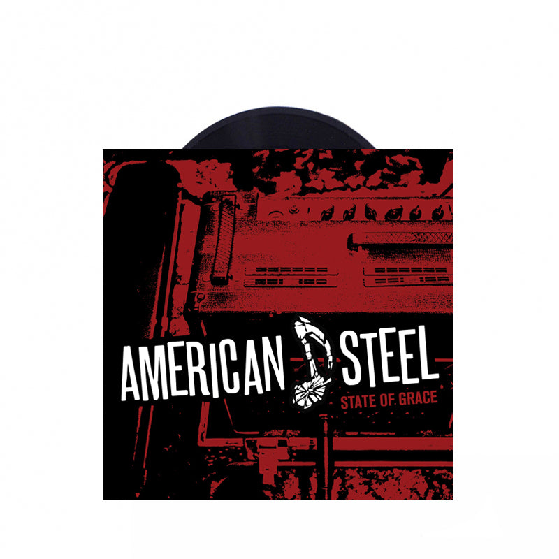 "American Steel - State of Grace 7"" (Colour TBC)"