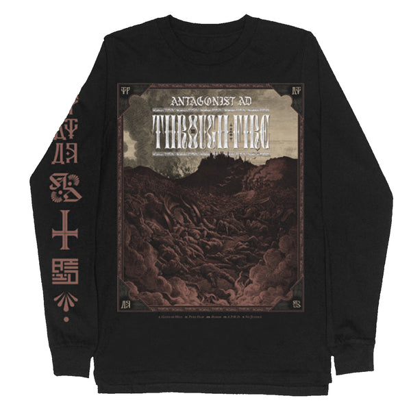 Antagonist A.D. - Through Fire Longsleeve (Black)