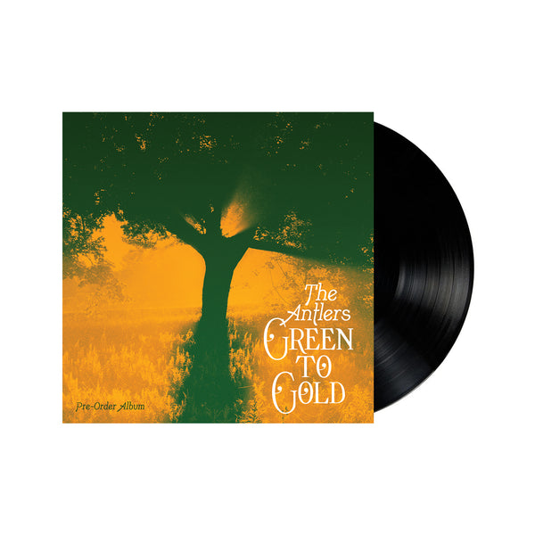 The Antlers – Green to Gold LP (Black)