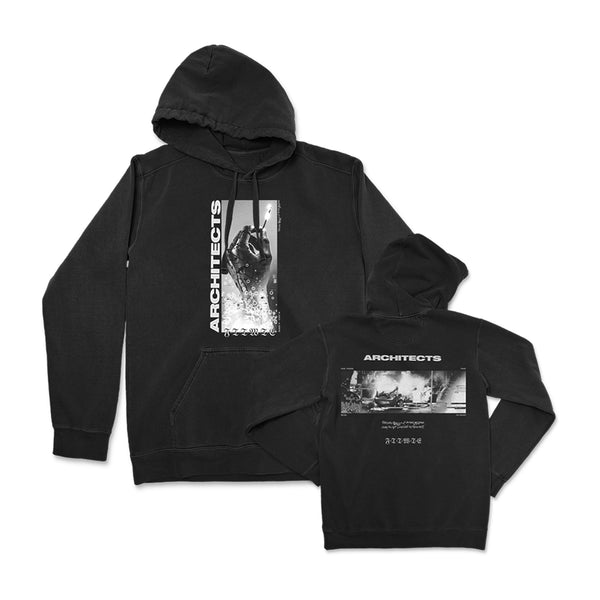 Architects - Armageddon Pullover Hoodie (Black)