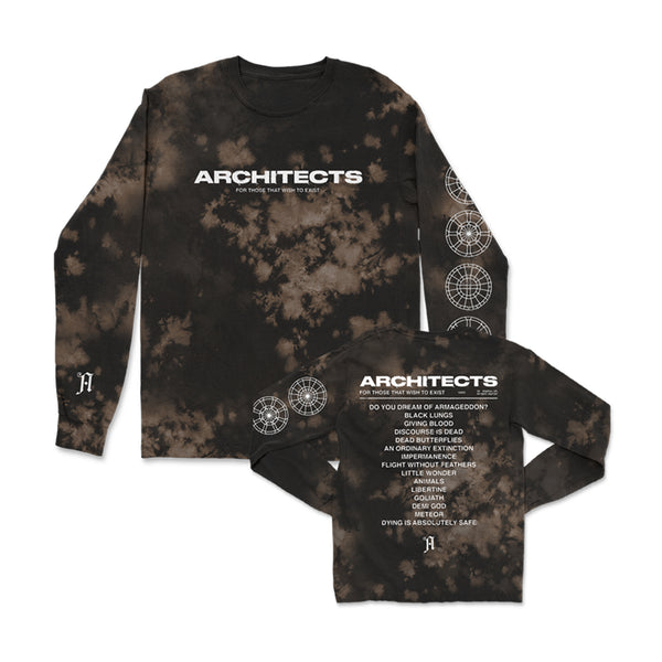 Architects - Acid Wash Long Sleeve