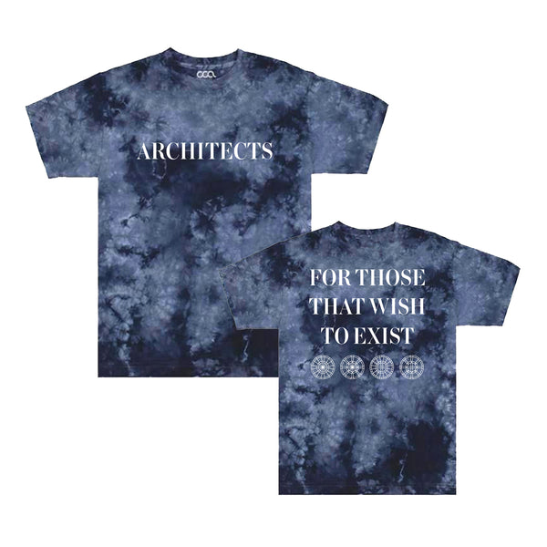 Architects - For Those That Wish To Exist AUS Exclusive Tee (Blue Dye)