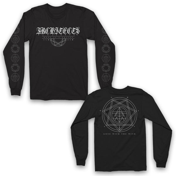 Architects Hope Longsleeve T Black