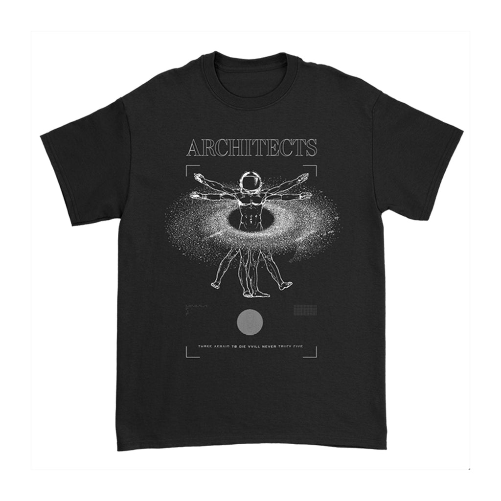 Architects - Vitruvian T-Shirt (Black)