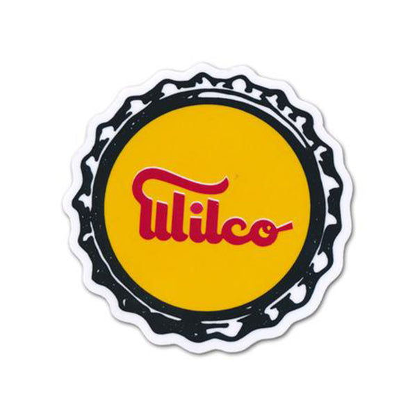 Wilco - Bottlecap Logo Sticker