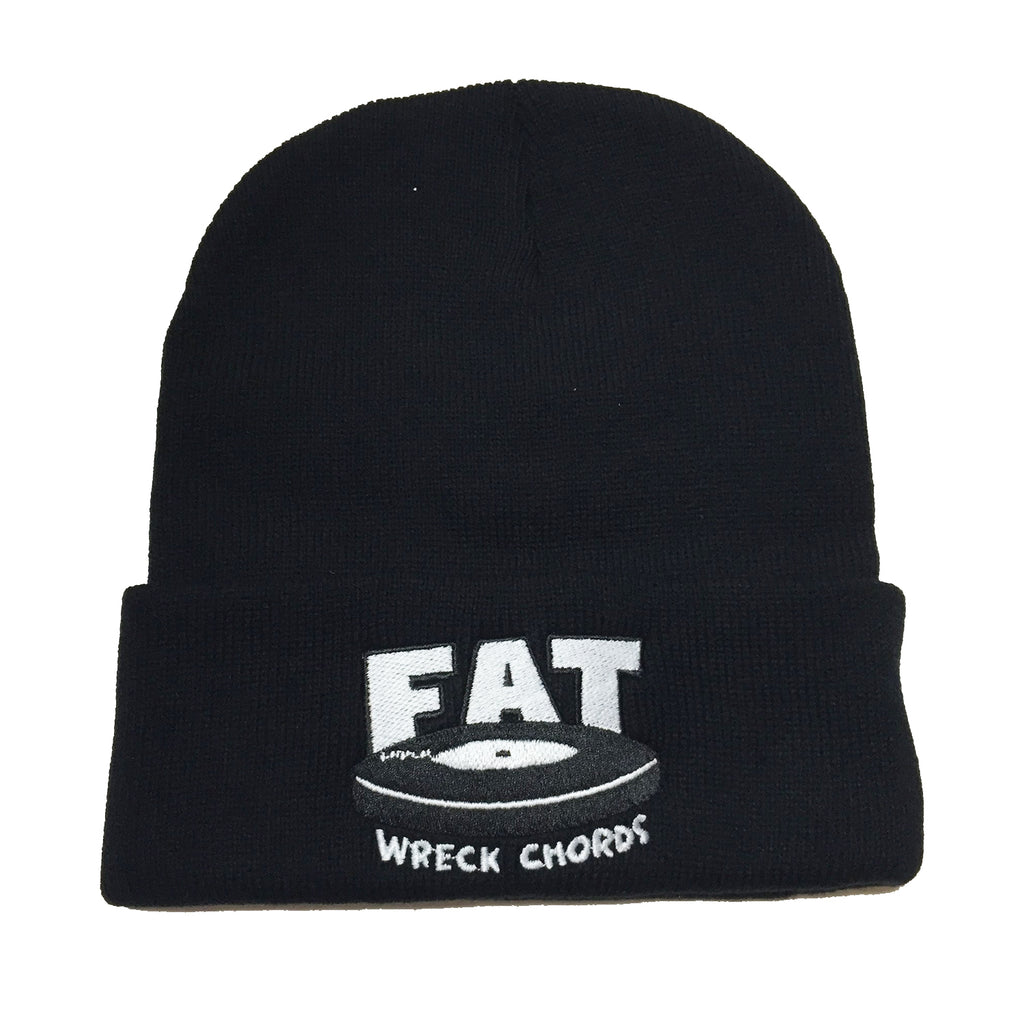 Fat Wreck Chords Logo Beanie