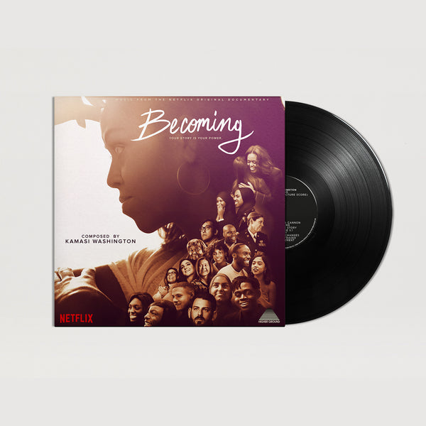 Kamasi Washington - Becoming LP (Black)