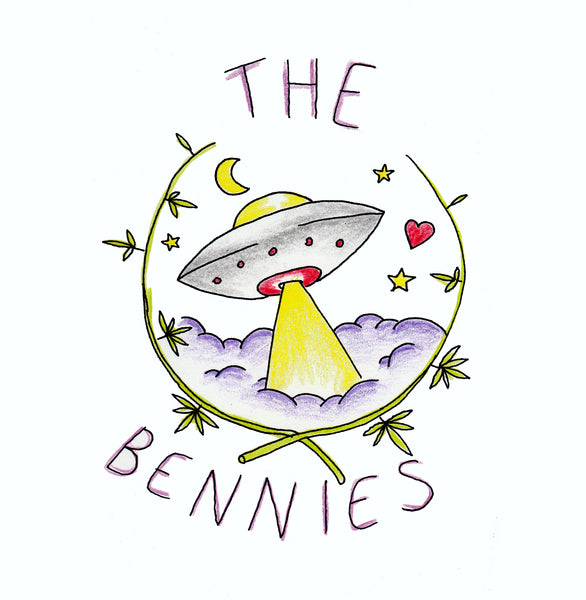 The Bennies - UFO Pocket Print Tee