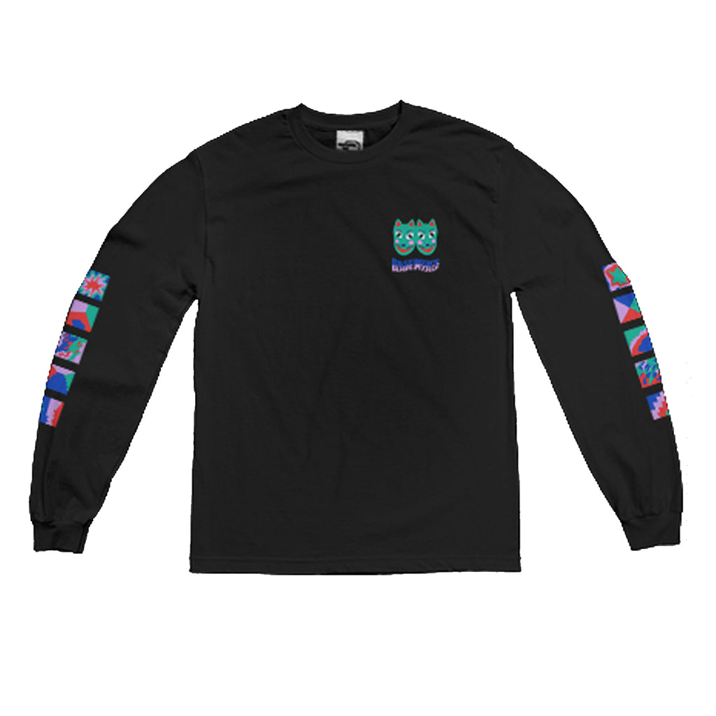 Basement - Beside Myself Longsleeve front