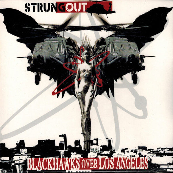 Strung Out - Blackhawks Over Los Angeles CD