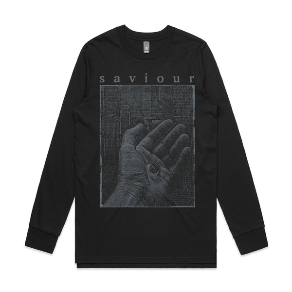 Saviour - Crying Hand Longsleeve (Black)