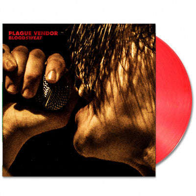Bloodsweat LP (Red)