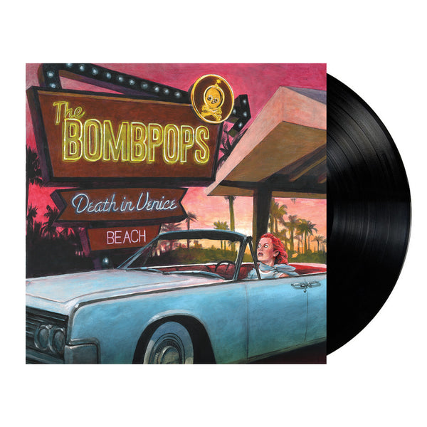 The Bombpops - Death in Venice Beach (Black)