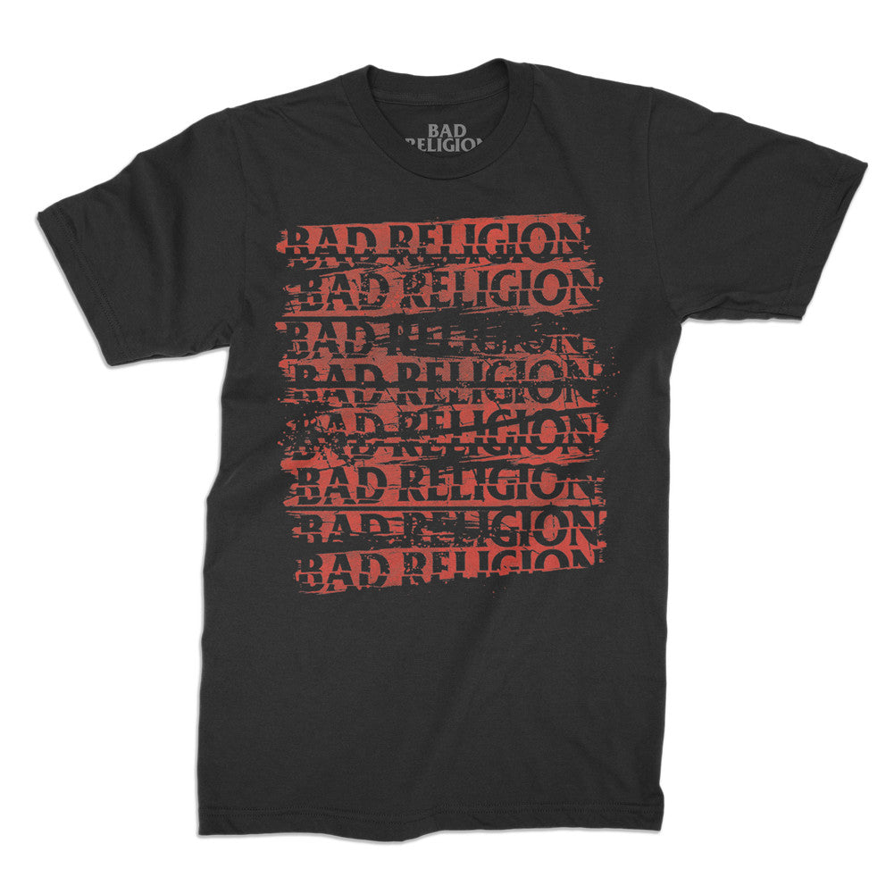 Bad Religion Repeater T-shirt Black