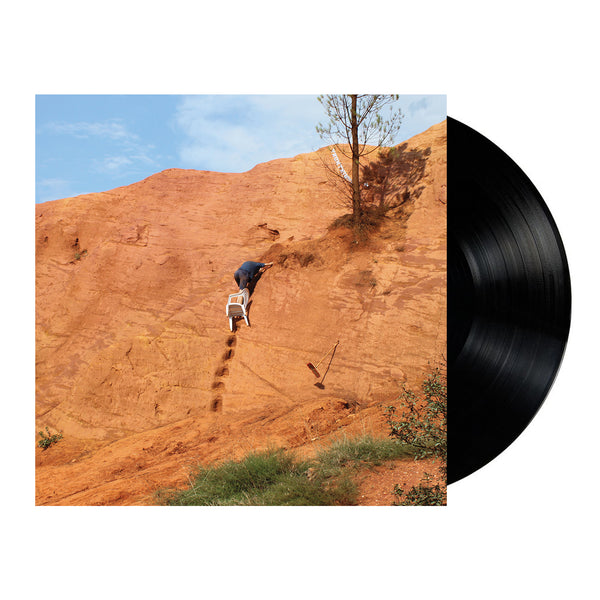Caroline - Skydiving Onto The Library Roof LP (Black)