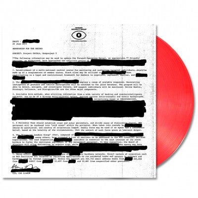 Payola Deluxe LP (Opaque Red)