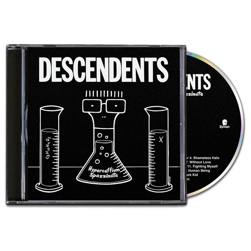Descendents Hypercaffium Spazzinate CD