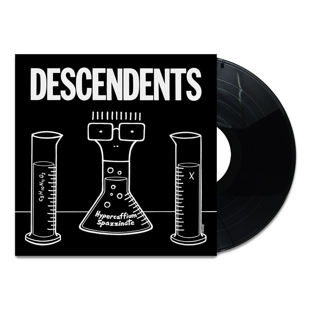 Descendents Hypercaffium Spazzinate LP Black