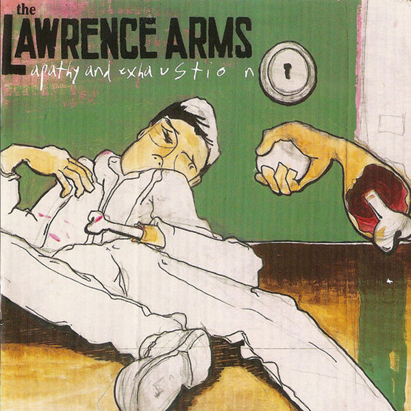 The Lawrence Arms - Apathy & Exhaustion CD